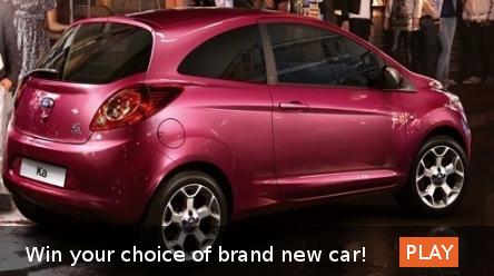 Win a new Car!